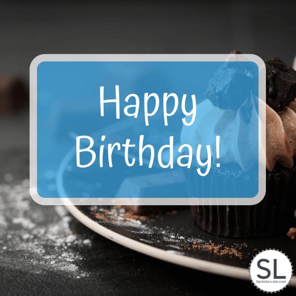 Cupcake - Geburtstagsbilder