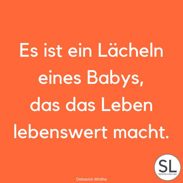 100 Baby Sprüche Für Den Schönsten Moment Im Leben