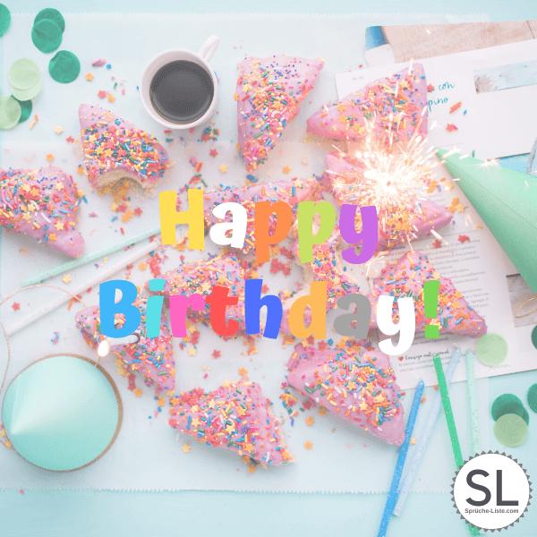 Geburtstagsparty - Geburtstagsbilder